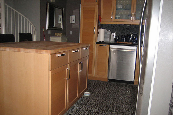 Kitchen Compact Space
