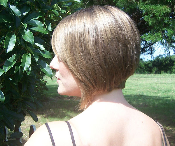 internally stack layers 30 Wonderful Layered Bob Haircuts