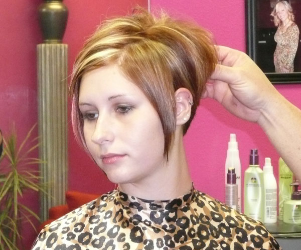 stunning hairstyle 30 Wonderful Layered Bob Haircuts
