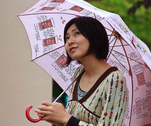 the rain stopped 30 Wonderful Layered Bob Haircuts
