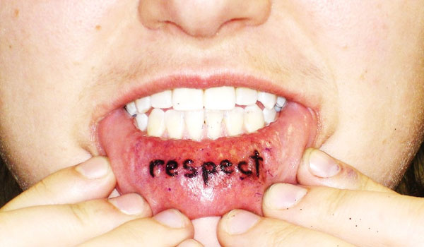Respect On My Lips