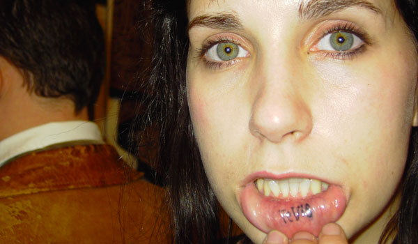 Lip Tattoos 40 Breathtaking Collections Browse Slodive