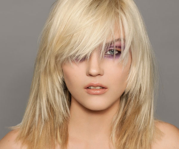 medium haircut 30 Spectacular Medium Shag Hairstyles