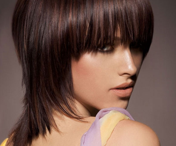 Tremendous 30 Spectacular Medium Shag Hairstyles Slodive Short Hairstyles Gunalazisus