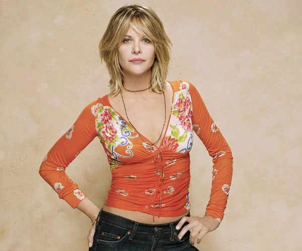 Meg Ryan Trendy Hairstyle
