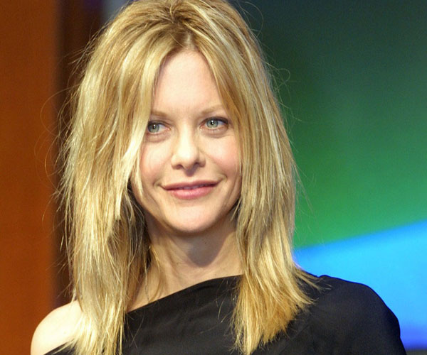 layered hair 30 Drool Worthy Meg Ryan Hairstyles