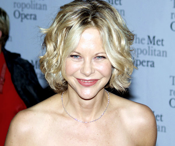 Meg Ryan Shiny Girl