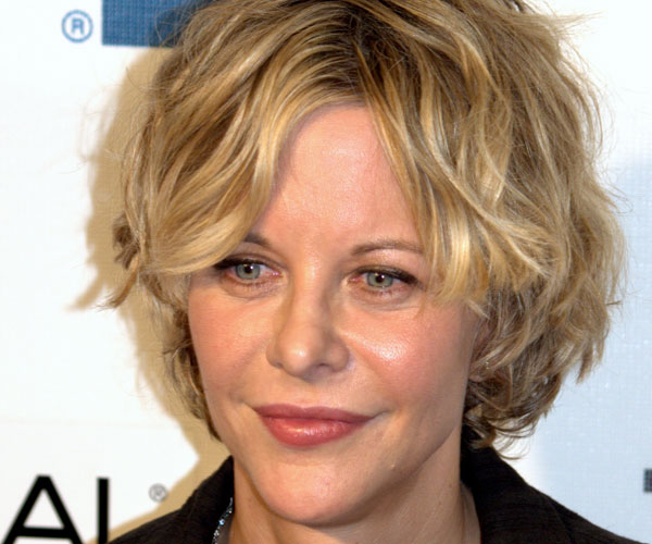 Meg Ryan Regular Hairstyle