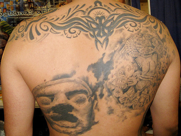 mexican influenced tattoo 35 Astounding Mexican Tattoos