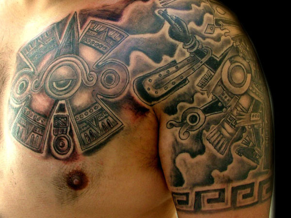 mexican style 35 Astounding Mexican Tattoos