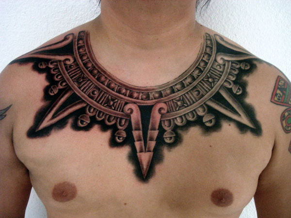 quinto sol tattoo 35 Astounding Mexican Tattoos