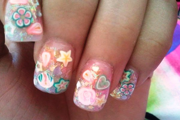 Pastel Dream Nails