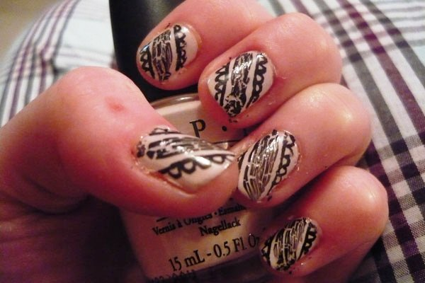 Decorative Nail Art
