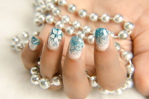 Nail design with pearls images nail art and nail design ideas pearl nail art images nail art and nail design ideas 45 nail design ideas pearl nail prinsesfo Images
