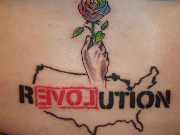 Rose Of Revolution