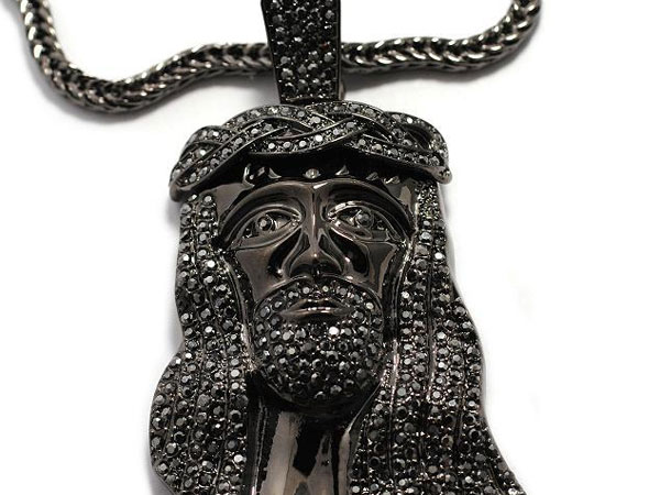 Metal Carved Jesus