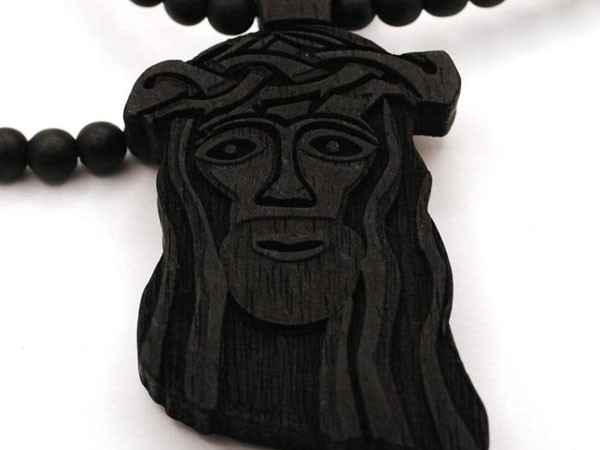 Traditional Jesus In Wood