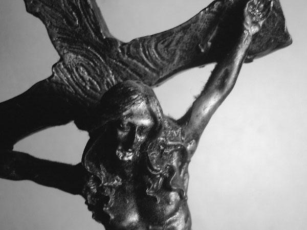 Rugged Statue