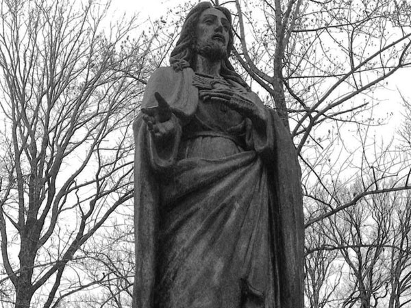 lakeview cemetery series 25 Awe Inspiring Pictures of Black Jesus