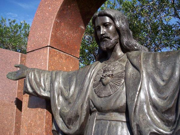 Dark Stone Jesus