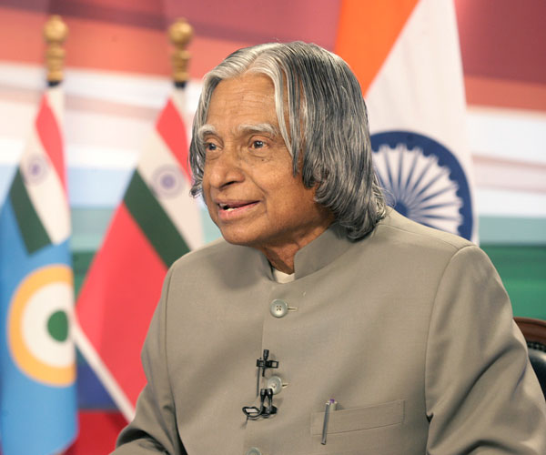 Indian Scientist Abdul Kalam
