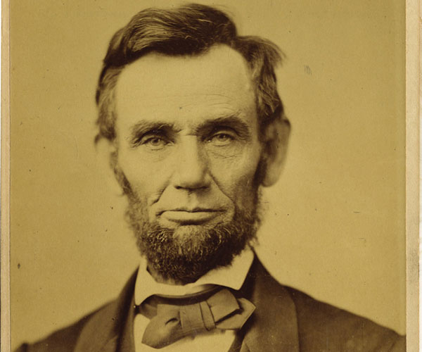 abraham lincoln 30 Marvelous Pictures of Famous People