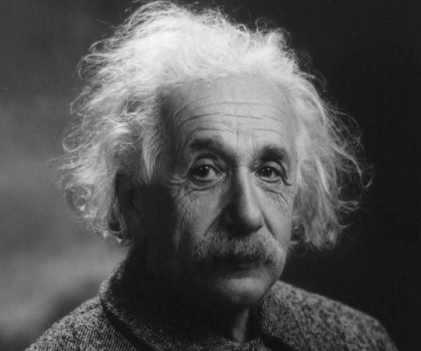 albert einstein 30 Marvelous Pictures of Famous People