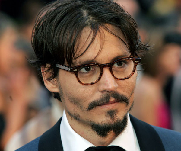 johnny depp 30 Marvelous Pictures of Famous People