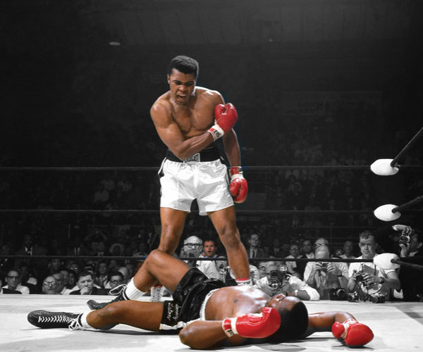 muhammad ali 30 Marvelous Pictures of Famous People
