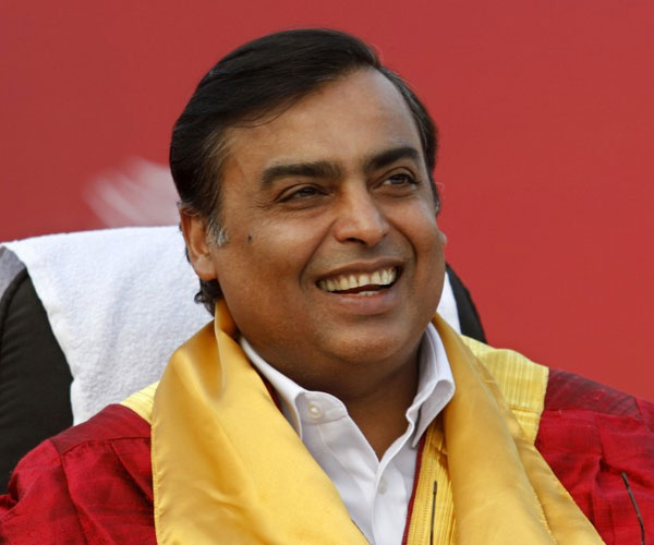 mukesh ambani 30 Marvelous Pictures of Famous People