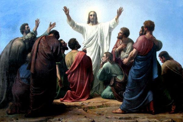Jesus Divine Picture