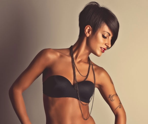 Short Style For Black Hair