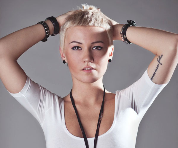 How to look sexy with short hair photo 72