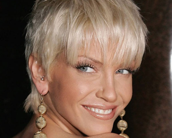 30 Superb Short Hairstyles For Women Over 40 Slodive