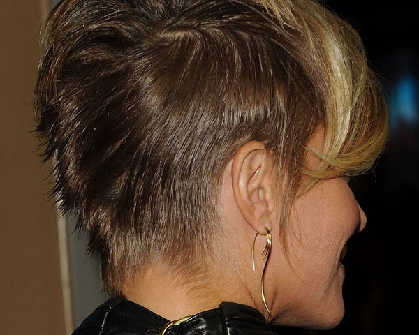 Superb Short Hairstyles For Women Over Forty