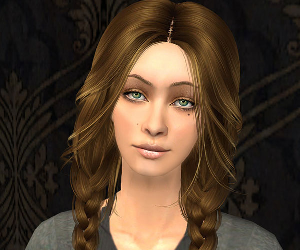 Magnificent Side Braid Hairstyles Sims 3 Braids Short Hairstyles For Black Women Fulllsitofus