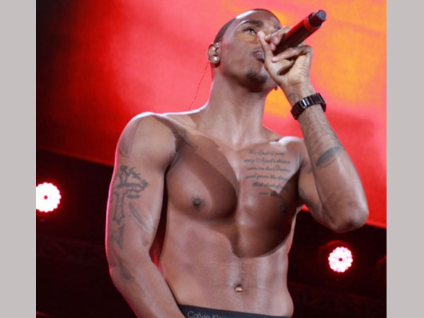 39ff9b494 Trey Songz: 30 Wonderful Tattoo Designs On His Body - Design Press
