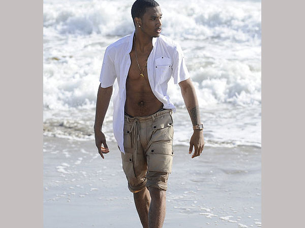 Trey At Beach