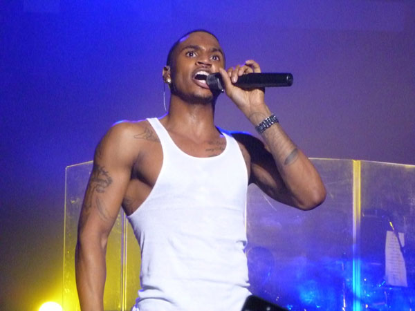 Trey Songz: 30 Wonderful Tattoo Designs On His Body - SloDive