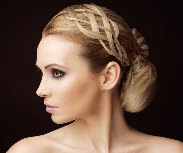 30 Magnificent Updo Hairstyles For Long Hair - SloDive