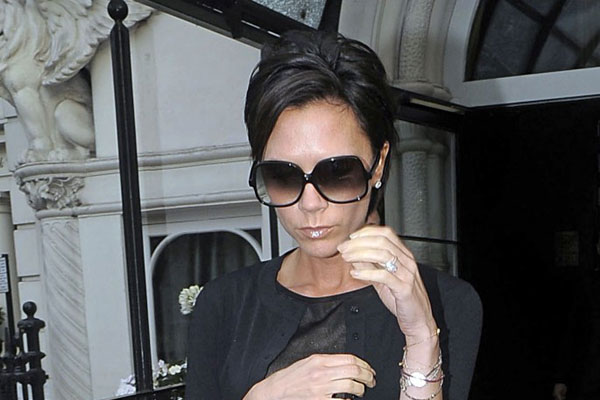 pretty hairstyle 35 Astounding Victoria Beckham Hairstyles