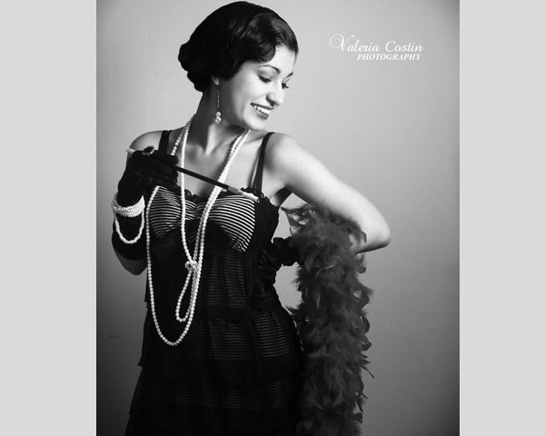 Coslin Photography 1920s Style
