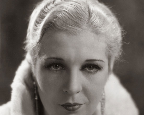 1920s Mature Hairstyle