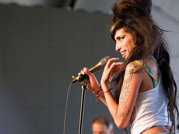 Amy in Performance