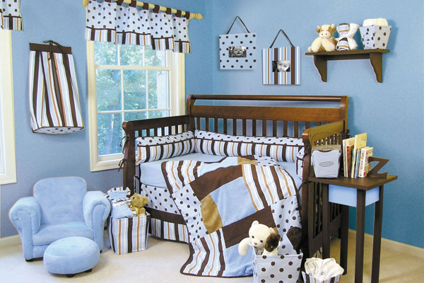 Baby Boy Room Design