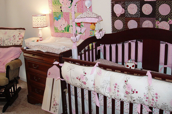 Cloth Decorations Baby Room