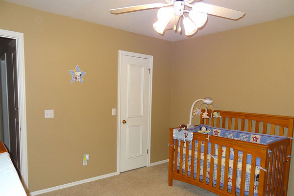 Baby Boy Room Idea