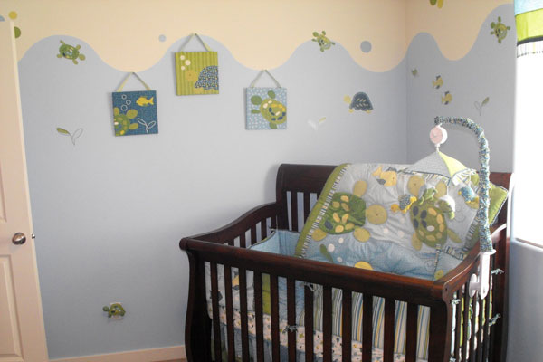 Sea Adventure Baby Room