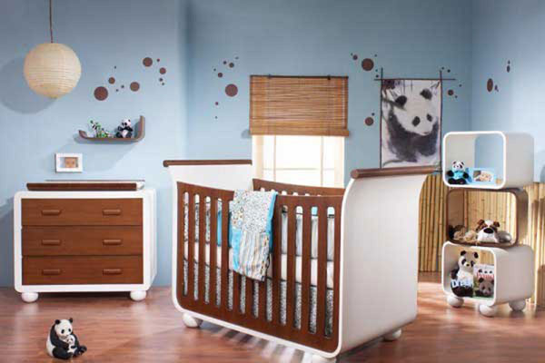 simple room 30 Astounding Baby Boy Room Ideas