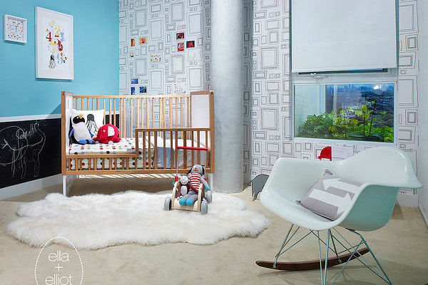 toddler room 30 Astounding Baby Boy Room Ideas